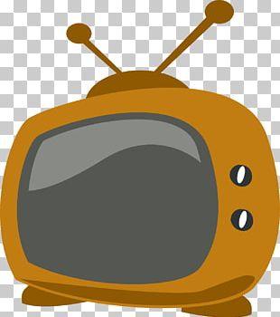 Television Cartoon Drawing PNG