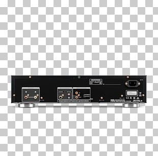 CD Player Marantz Compact Disc Digital Audio Headphones PNG