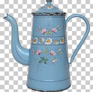 Kettle Teapot Ceramic Pitcher Mug PNG