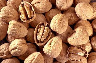 Walnut Almond Food Dried Fruit PNG
