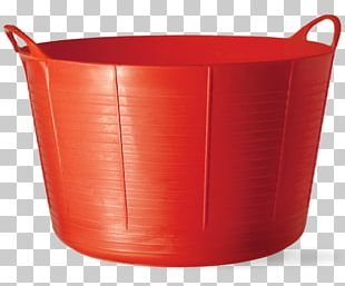 Brewery Liter Bucket Baths Red PNG
