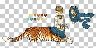 Tiger Cat Art Lion Centaur PNG