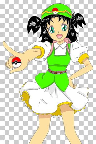 Serena Pokémon X And Y Pokémon Trainer Fennekin PNG