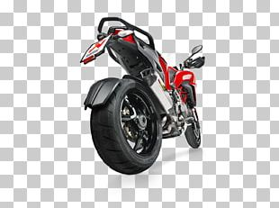 Tire Exhaust System Car Ducati Multistrada 1200 Motorcycle PNG
