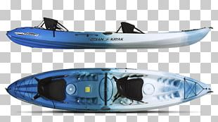 Sea Kayak Sit-on-Top Kayak Fishing Outdoor Recreation PNG