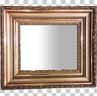 Frames Wood Stain Rectangle Brown PNG