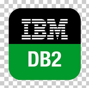 IBM DB2 Database Computer Software SQL PNG