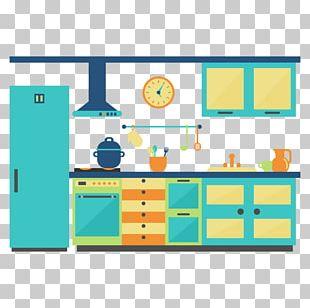 Kitchen Cabinet Kitchen Utensil Interior Design Services PNG