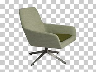 Swivel Chair Fauteuil Armrest PNG