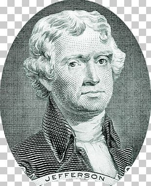 Thomas Jefferson United States Two-dollar Bill United States One-dollar Bill United States Dollar PNG