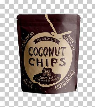 Flavor Coconut Potato Chip Gluten-free Diet Snack PNG