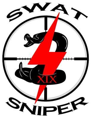 Logo Graphic Design SWAT PNG