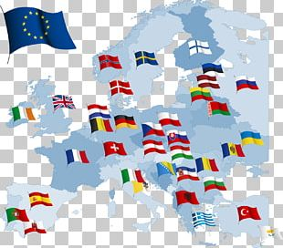 European Union World Map Flag Of Europe PNG