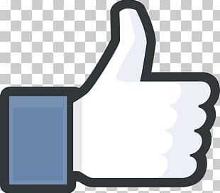 Social Media Facebook Thumb Signal Computer Icons Like Button PNG