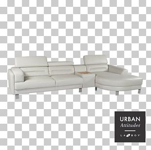 Chaise Longue Daybed Couch La-Z-Boy Furniture PNG