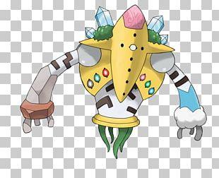 Pokémon Sun And Moon Regigigas Registeel Lugia PNG