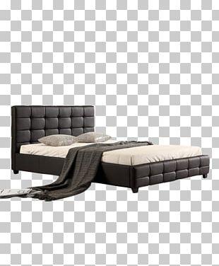 Bed Frame Bed Size Platform Bed Headboard PNG