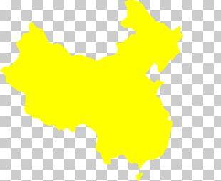 China Map PNG