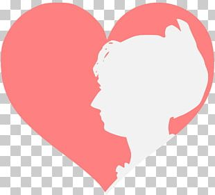 Love Heart Dating Single Person PNG