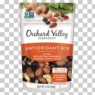 Antioxidant Mixed Nuts Trail Mix Food PNG