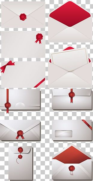 Paper Bag Red Envelope PNG
