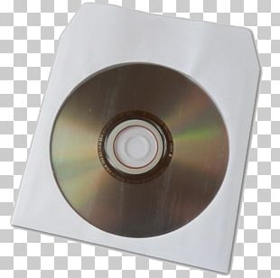 Paper Compact Disc Envelope Mail Optical Disc Packaging PNG