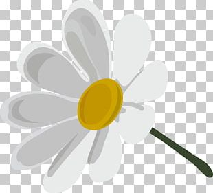 Flower Advertising Yellow PNG