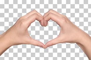 Stock Photography Hand Heart Thumb PNG
