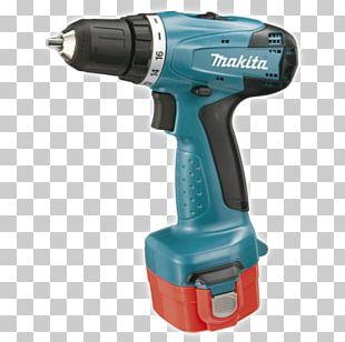Augers Makita 12-V Cordless Drill 6271DWPE Makita 12-V Cordless Drill 6271DWPE Tool PNG