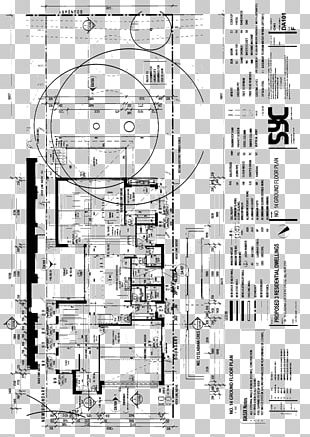Floor Plan Architecture Technical Drawing Sketch PNG