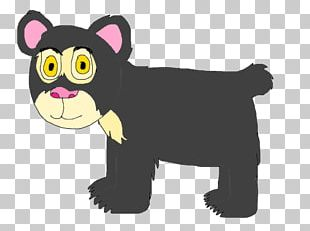 Whiskers Cat Bear Dog Canidae PNG