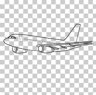 Narrow-body Aircraft Aerospace Engineering Model Aircraft PNG