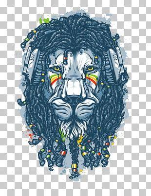 Zion IPhone 6 Plus Rastafari Lion Of Judah PNG