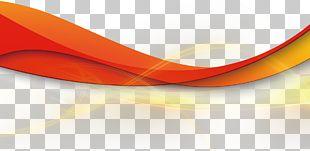 Geometric Ribbon Line Light PNG