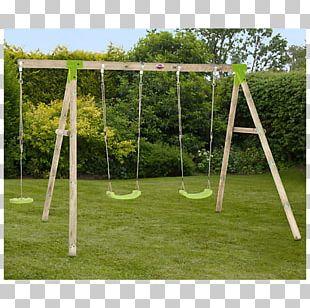Swing Playground Slide Garden Child Plum PNG