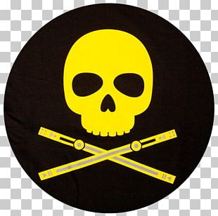 Pirate Jolly Roger Lace PNG