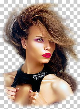 Hair Coloring Beauty Parlour Woman PNG