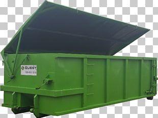 Roll-off Dumpster Rubbish Bins & Waste Paper Baskets Garbage Truck PNG
