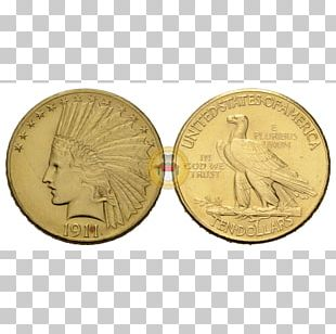Coin Gold Money Metal Silver PNG