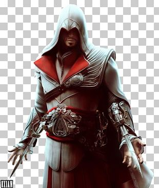 Assassin's Creed: Brotherhood Ezio Auditore Assassin's Creed: Ezio Trilogy Assassin's Creed II Video Game PNG