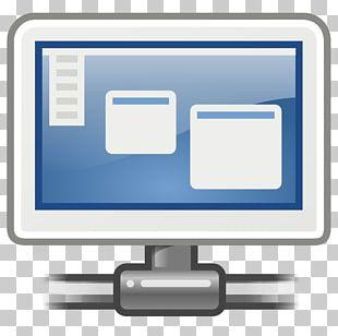 Remote Desktop Software Remote Desktop Protocol Computer Icons Computer Software PNG