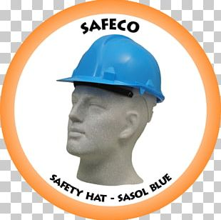 Hard Hats Yellow Navy Blue Personal Protective Equipment PNG