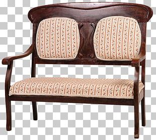 Loveseat Chair Couch PNG