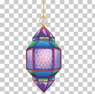 Light Lantern Painting PNG