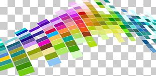 Mosaic Color Pattern PNG