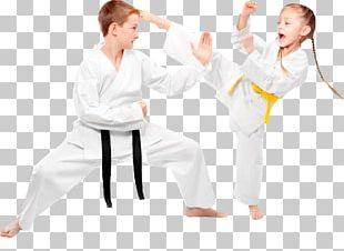 Taekwondo Martial Arts Self-defense Karate Child PNG