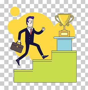 Stairs Businessperson Stair Climbing PNG