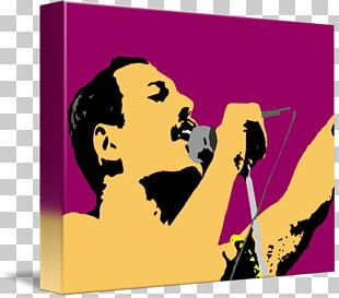 Artist Canvas Print Pop Art PNG