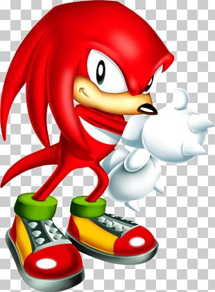 Sonic The Hedgehog 2 Knuckles The Echidna Sonic & Knuckles Sonic Mania Sonic Chaos PNG