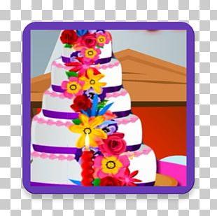 Cake Decorating Torte-M Magenta PNG